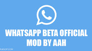 [UPDATE] Download WhatsApp Beta Official Mod 2.20.200.3 by AAH