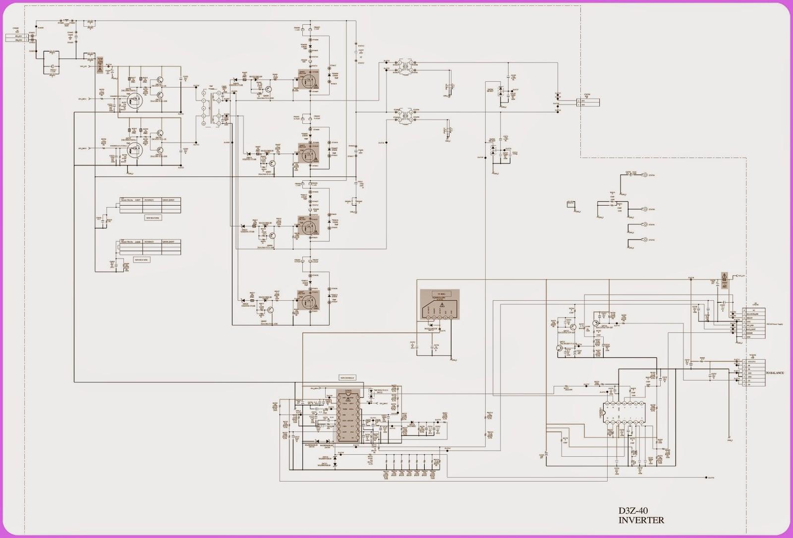 ELECTRONIC EQUIPMENT REPAIR CENTRE : SONY KDL-40Z4100