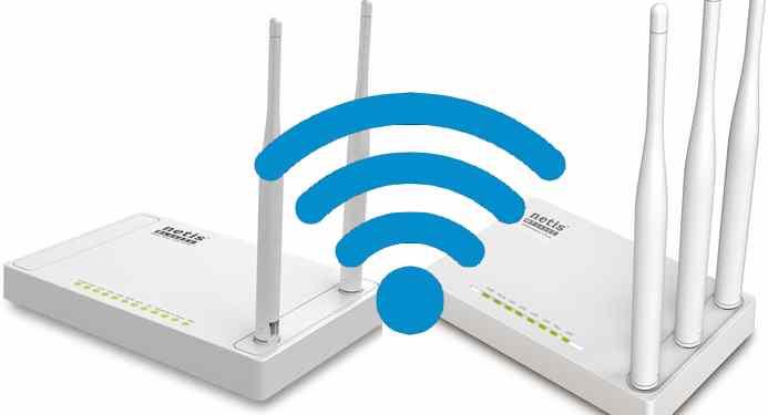 Melihat jumlah pengunjung wifi netis