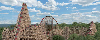 Steel Vengeance Closed for the Day. Expected to Reopen Tomorrow.