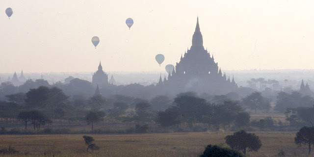 Temples of Myanmar