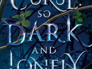 A Unique Take On Beauty & The Beast: A Curse So Dark and Lonely by Brigid Kemmerer