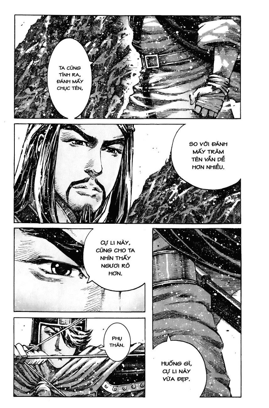 Hỏa phụng liêu nguyên Chương 472: Thân tướng thích khách [Remake] trang 20