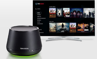 TV box TIM