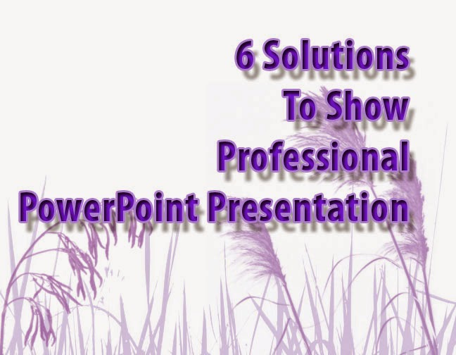 Professional PowerPoint Presentation For Business