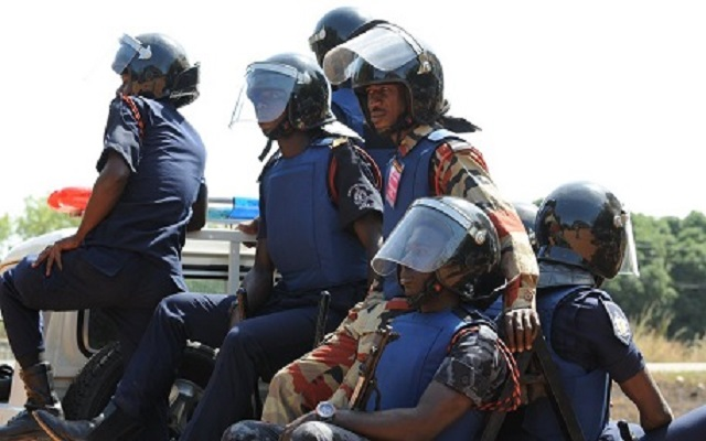 There is a huge gap between police and civilian ratio in Karaga