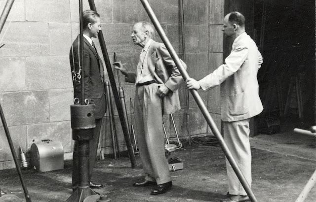 Karl von Terzaghi, el padre de la geotecnia (*Praga, 2 de octubre de 1883 – Winchester, Massachusetts (Estados Unidos), 25 de octubre de 1963)