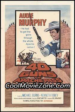 40 Guns to Apache Pass (1966)