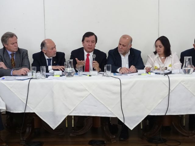 Comisión Mixta en Osorno