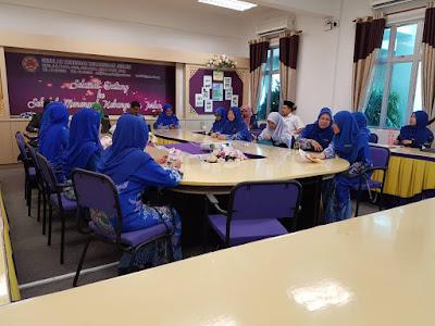 Peer Coaching bersama Guru SMK Jalan Tiga, Selangor