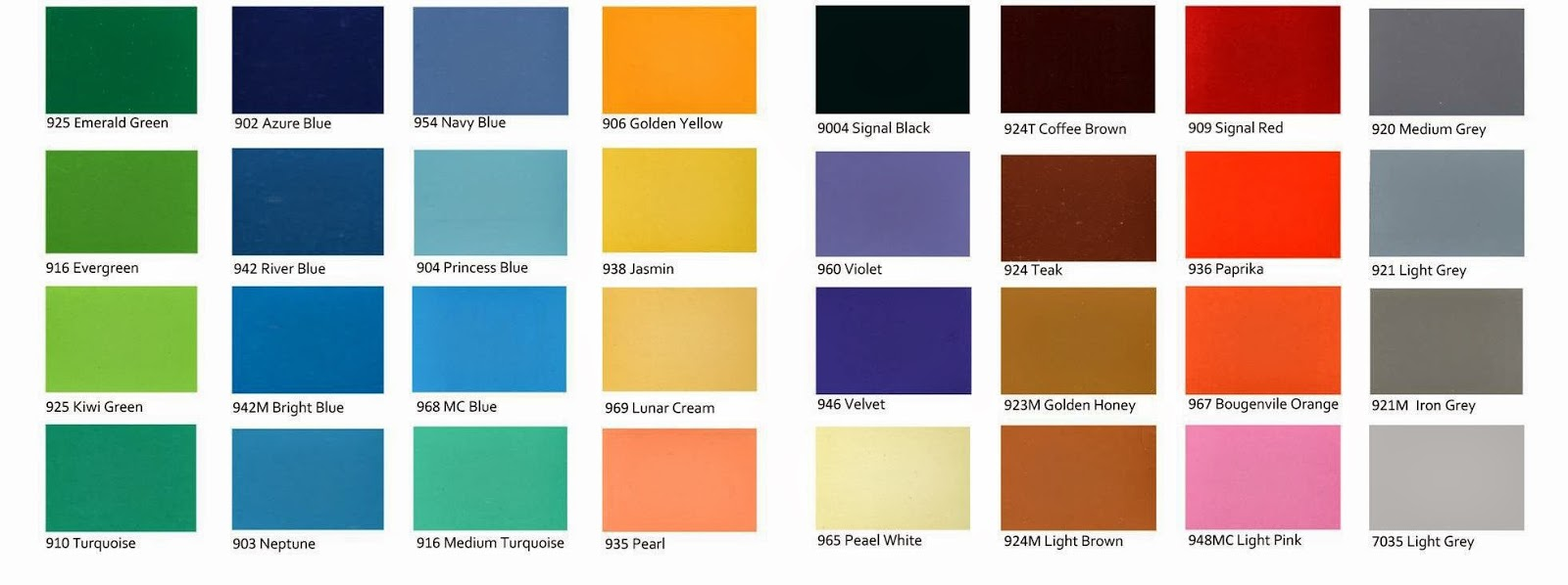 Warna Warna Cat Dulux