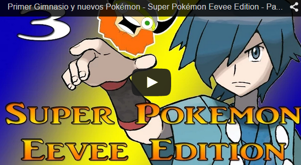 Falkner Super Pokemon Eevee Edition