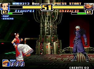 The King of Fighters 99+arcade+game+portbale+retro+fighter+videojuego+descargar gratis