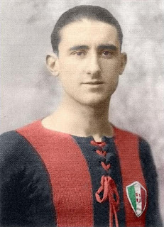 Angelo Schiavio played all his club football with Bologna