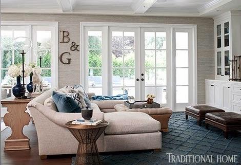 Love Of Interiors A Peek Inside Giuliana And Bill Rancic