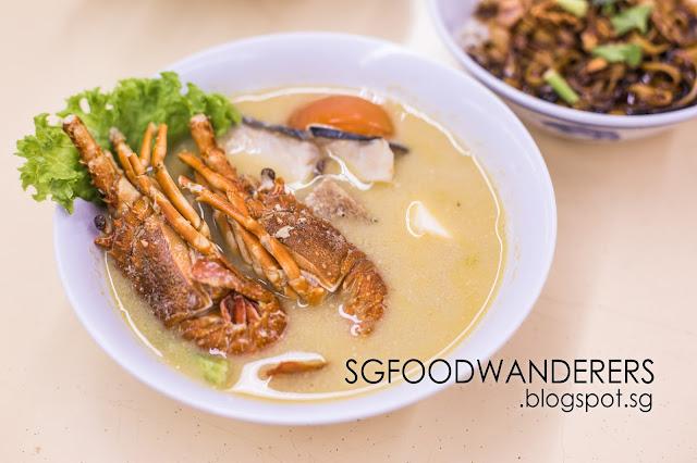 Seafood Delights in Coffee Shop: Shun Feng Crayfish Delight at Yishun!