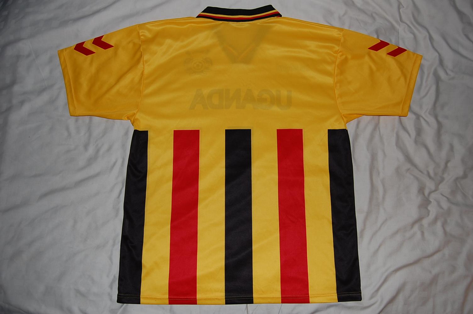 19815b0fd92 International Football Shirt Collection   December 2012