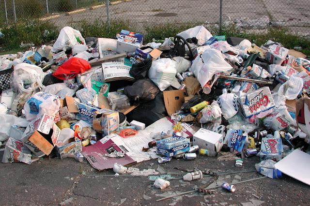 """Contoh Teks Diskusi tentang Lingkungan """"Sampah"""""""