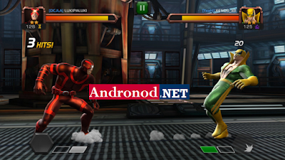 Marvel Contest of Champions v1.15.0 Mod Apk Latest Android