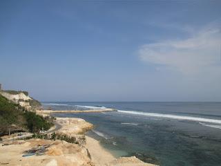 Tempat Wisata Pantai Melasti Ungasan Badung Bali