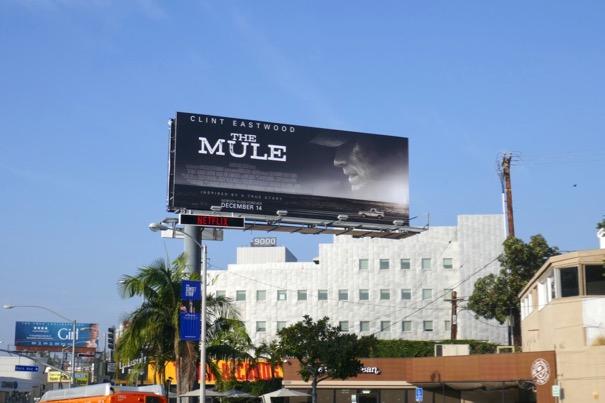 Mule billboard