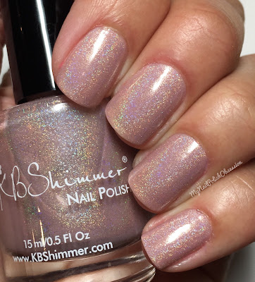 KBShimmer Summer 2016; That's Nude To Me