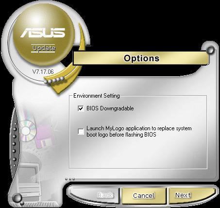 Cara Update BIOS Mainboard ASUS (Alternatif) | NALHACKER