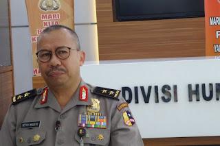 Panglima TNI Anggap Aksi Umat Islam Tak Terkait Makar, Ini Kata Polri