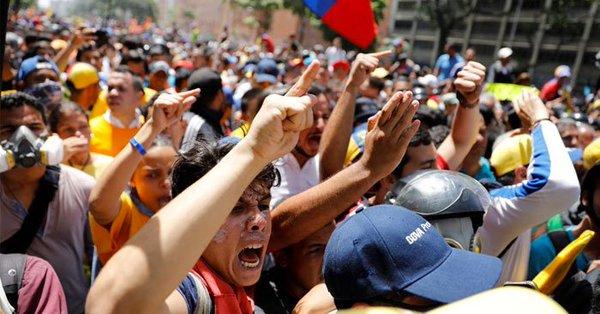 Venezuela 2017, tras el enfoque de RUNRUNES