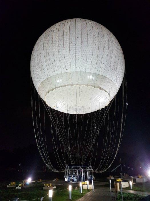 טיסת לילה בכדור פורח תל אביב TLV Baloon