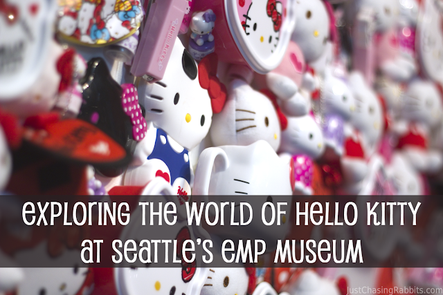 Exploring the World of Hello Kitty at Seattle's EMP Museum