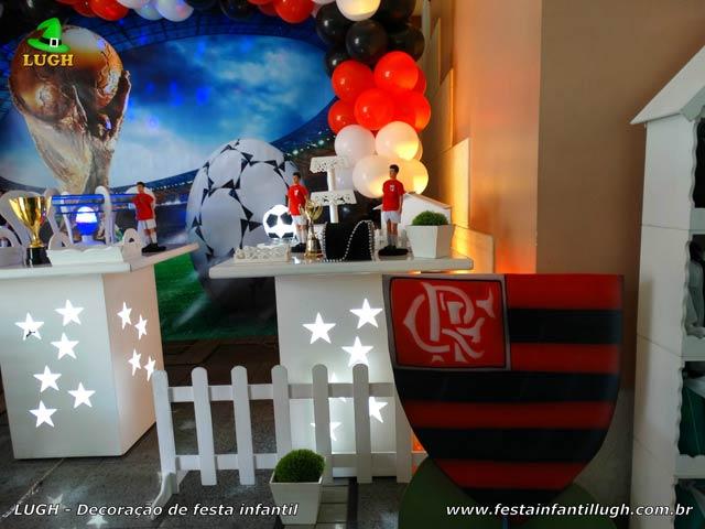 Decoração festa Futebol - Aniversário