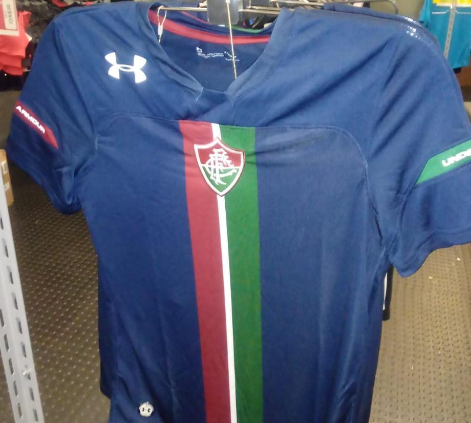 37494e32f94ea Nova terceira camisa do Fluminense tem imagem vazada - Show de Camisas