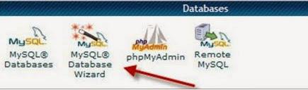 MySQL Database Wizard : eAskme