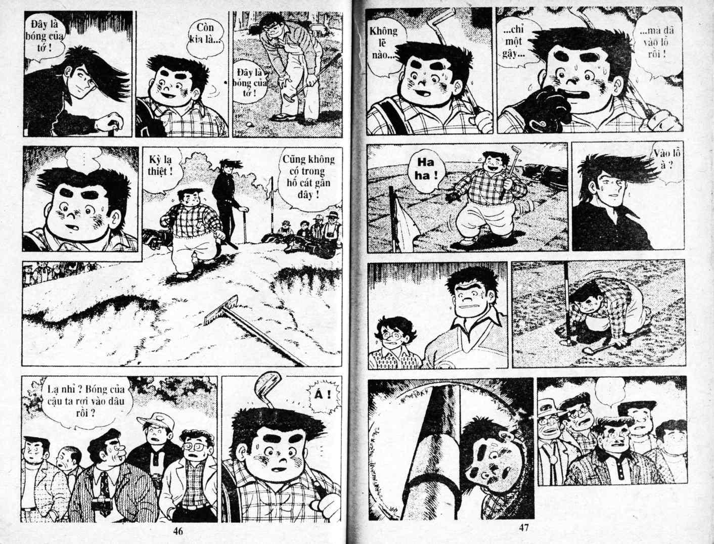 Ashita Tenki ni Naare chapter 4 trang 23