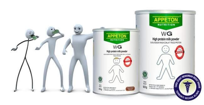 Susu Appeton Weight Gain dan Cara Ampuh Meningkatkan Berat Badan Lainnya