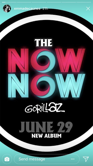 the now now gorillaz, new gorillaz album 2018