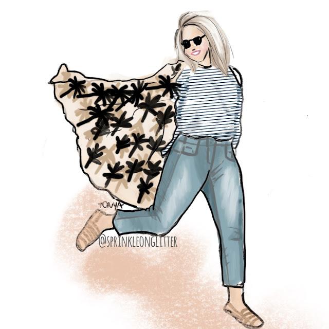 Sprinkle on Glitter Blog// Skerchworthy Reads// Jenna Kutcher