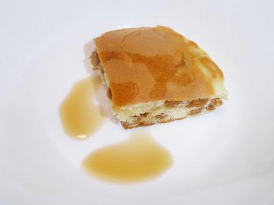 納豆ホットケーキ