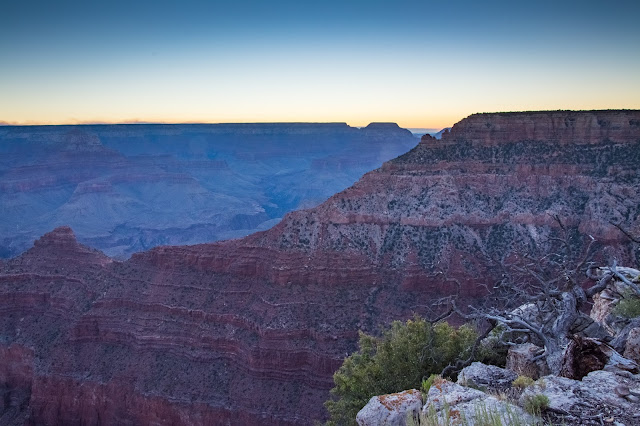 Sunrise, Grand Canyon South Rim