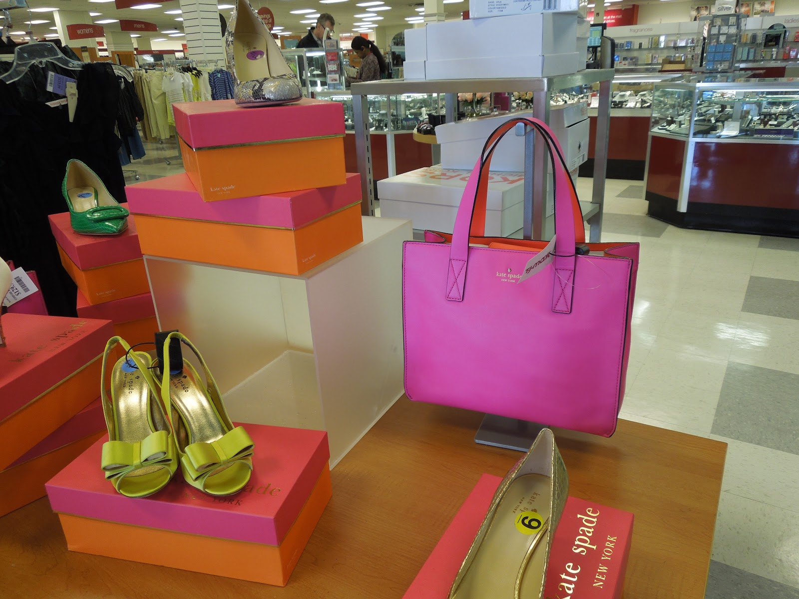 fc0855f78c99 No Rebecca for a Year: Shopping Temptations: TJ Maxx
