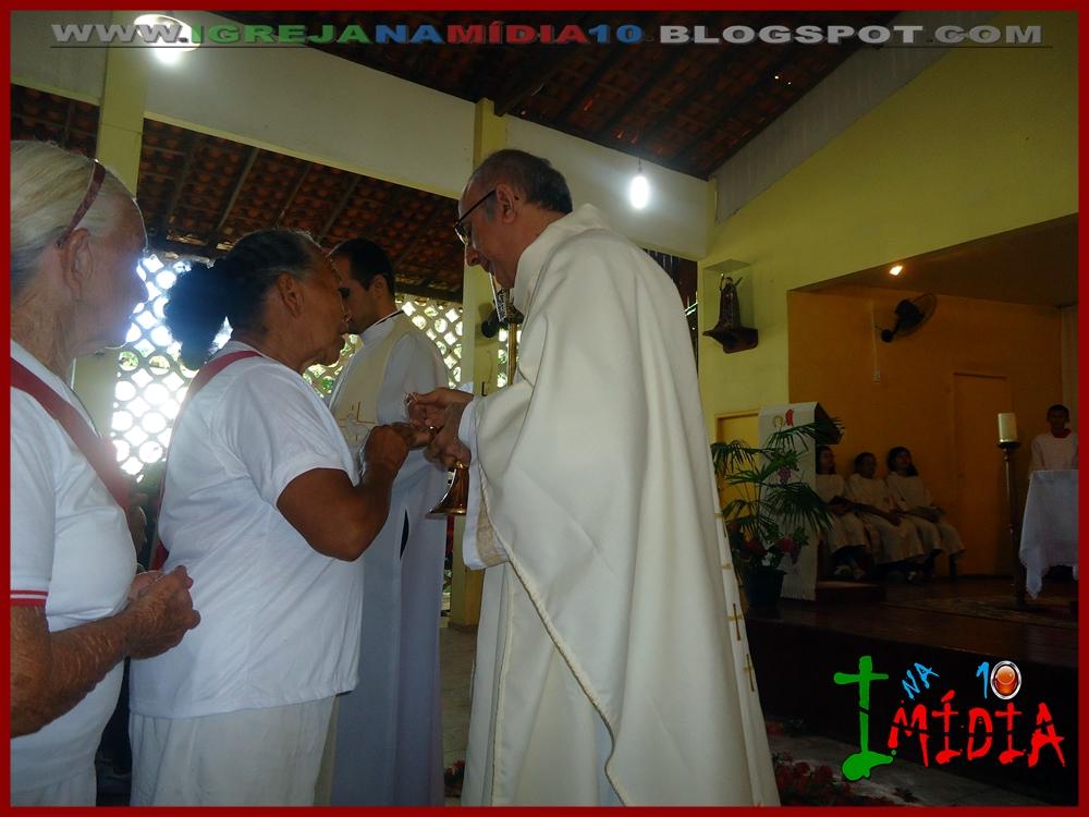 Missa E Procissão De Corpus Christi Em Coroatá.