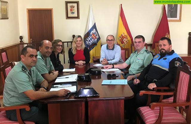José María Pestana valora la voluntad de colaboración de la Dirección Insular de la Administración General del Estado