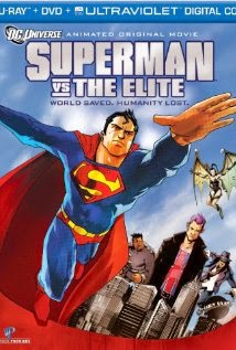 Superman vs. The Elite (2012) ταινιες online seires xrysoi greek subs