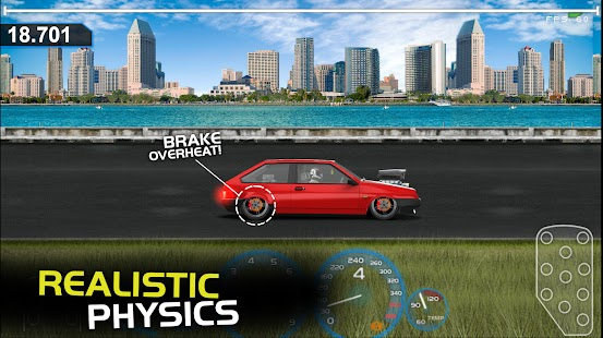 Project drag racing Apk Free on Android Game Download