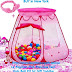 ❤ New York : 11 units of Le Papillon Pink Princess Tent Kids Ball Pit 1st Gift... delivery to Manhattan Valley ✌ 2020