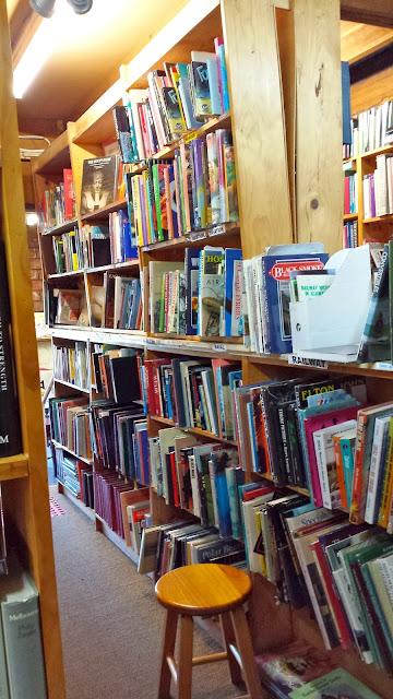 Bookbarn, Lake Daylesford