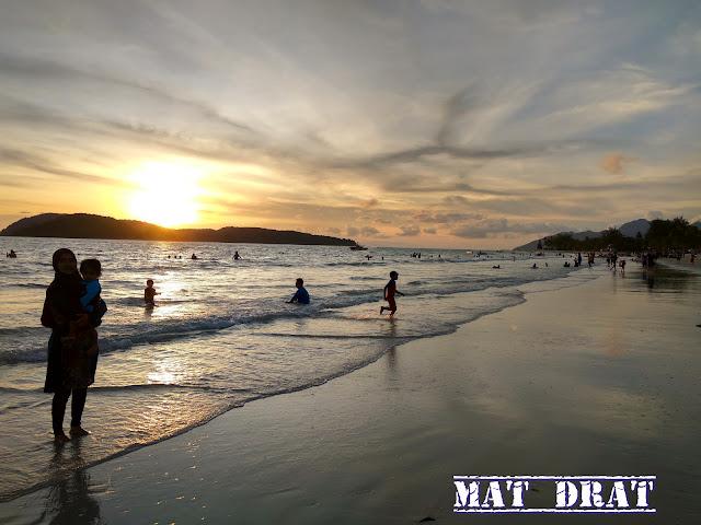 Tempat Menarik di Langkawi Pantai Cenang
