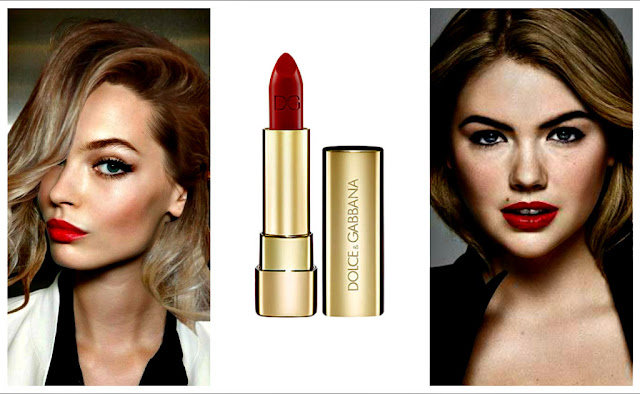 Spring 2016 Lip Colour Trends - Classic Red