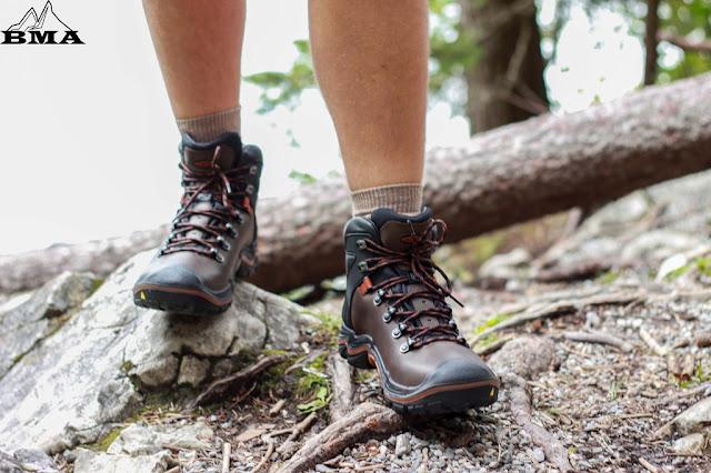 wandern mit Liberty Ridge KEEN Wanderschuhe BMA Test Best Mountain Artists Outdoor Blog